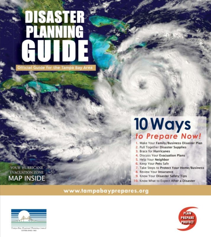Disaster Planning Guide