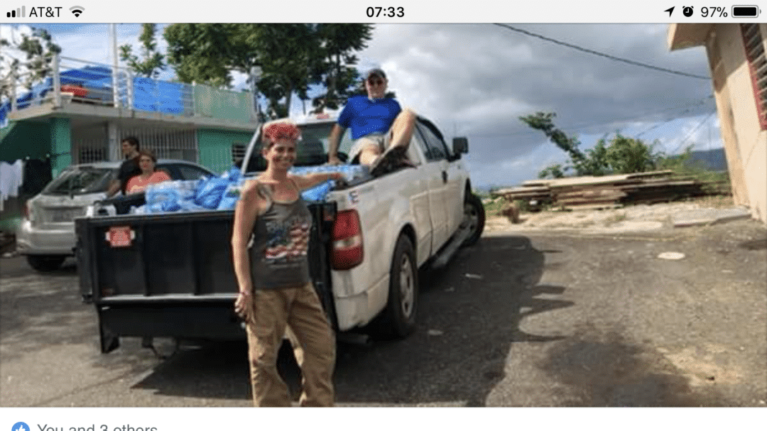 Puerto Rico Relief Operations