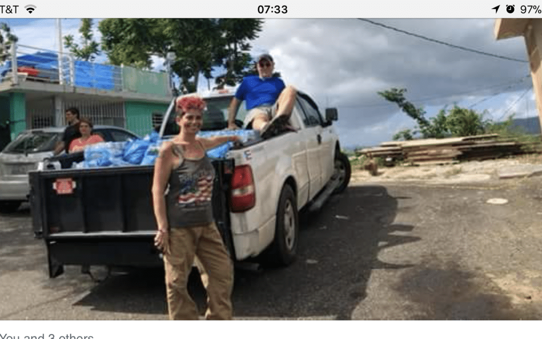 Interview with Puerto Rico Survivors